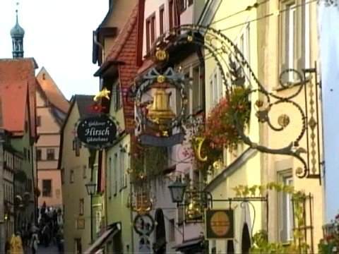 A Day Out In Rothenburg ob der Tauber