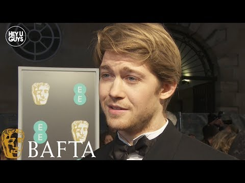 Joe Alwyn on The Favourite and Mary Queen of Scots at the 2019 BAFTAs Mp3