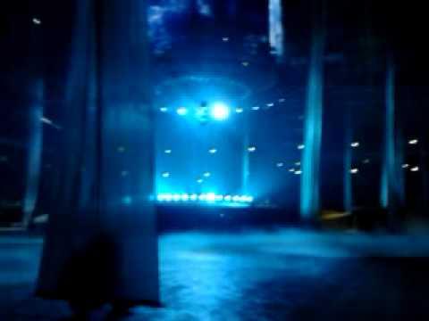 Friends Arena invigningen 2012