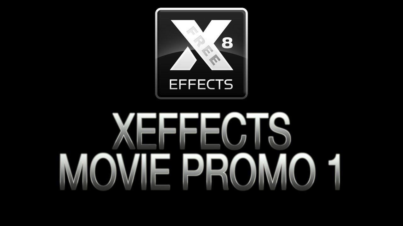 Free FCPX Template XEffects Movie Promo 1 Final Cut Pro X ...