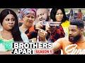 BROTHERS APART SEASON 5 - Yul Edochie New Movie 2020 Latest Nigerian Nollywood Movie Full H