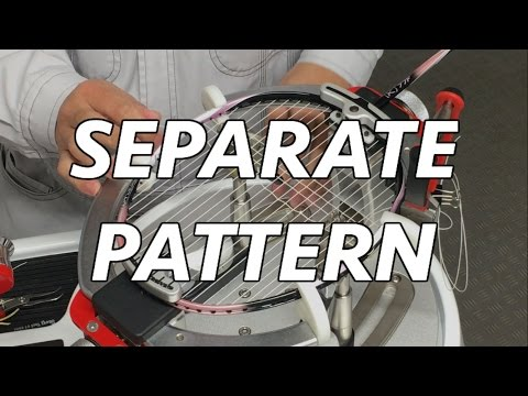 Badminton Racket Stringing (For high tension/Difficult to break)