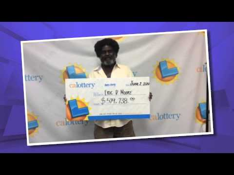 CA Lottery: Meet the Daily Derby® Winner!