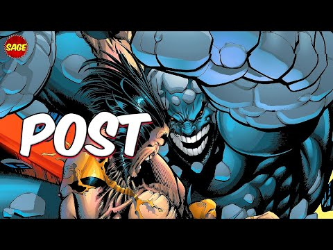 Who is Marvel's Post? Techno-Organic Menace