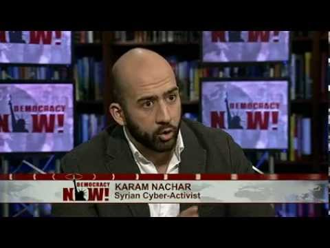 Syrian Activist Speaks From Hiding: Bloodshed is Continuing Despite International Criticism