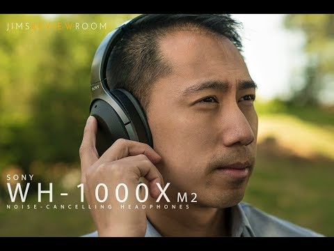 (NEW) Sony WH 1000x M2 Active Noise Cancelling (NEW 2017 model) - REVIEW