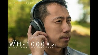 (NEW) Sony WH 1000x M2 Active Noise Cancelling (NEW 2018 model) - REVIEW