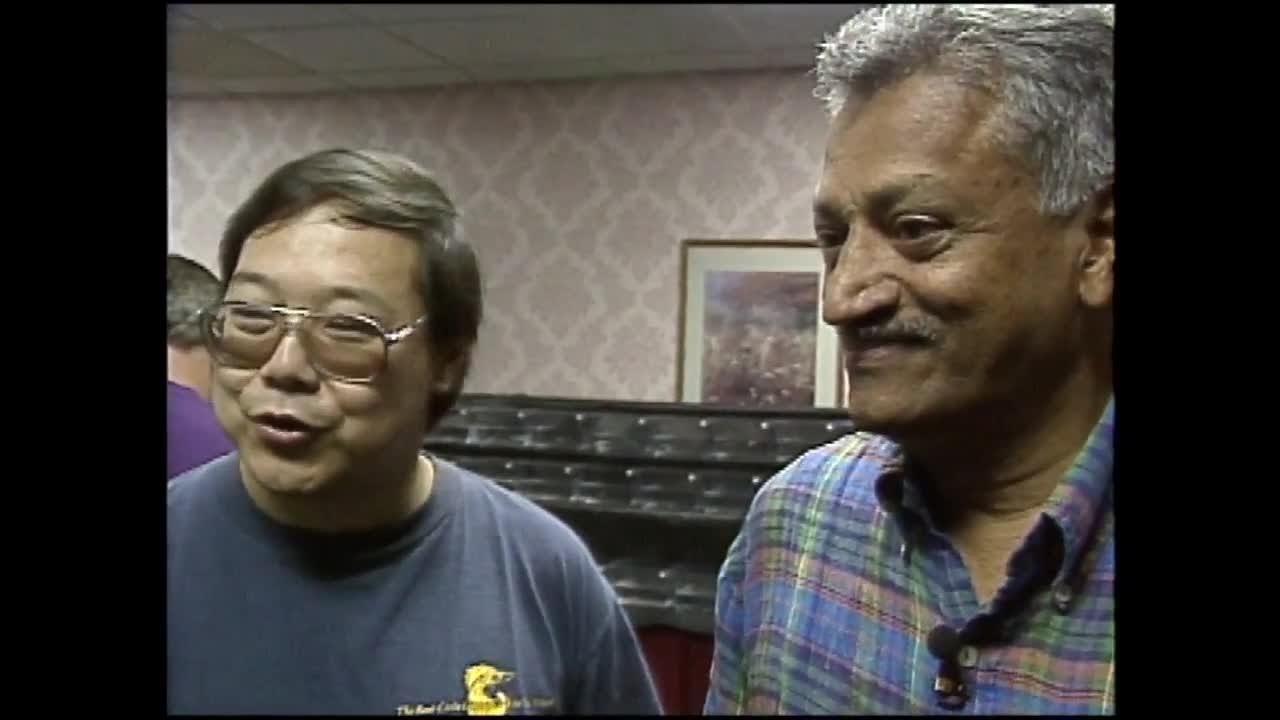 International World Guppy Contest (August 14th, 1998)