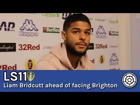 LS11 | Liam Bridcutt ahead of Leeds vs Brighton