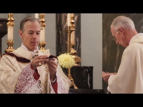 Active Participation in the Eucharist