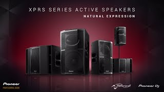 Активная акустика Pioneer XPRS серии(, 2016-01-20T08:23:50.000Z)