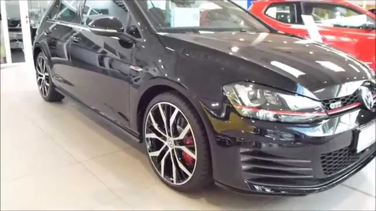 2014 VW Golf GTI VII7 20 R4 Turbo 220 Hp 246 Kmh 153 mph  see
