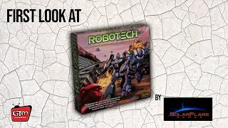 Robotech: Crisis Point by Solar Flare Games at GAMA 2019