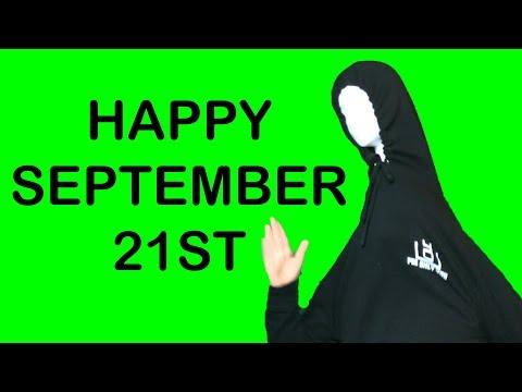 its september 21st