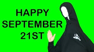 its september 21st