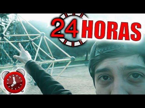24 HORAS EN UN PARQUE | SOLO TODA LA NOCHE