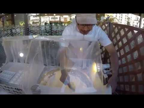 龍髭糖という不思議な飴菓子 作り方 食感