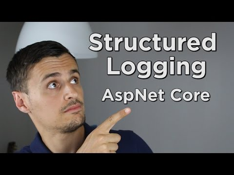 Structured Logging with AspNet Core using Serilog and Seq