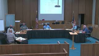 Swain County Commissioners - October 22, 2020