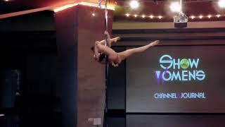 Марина Корженевская - Catwalk Dance Fest IX[pole dance, aerial]  12.05.18.