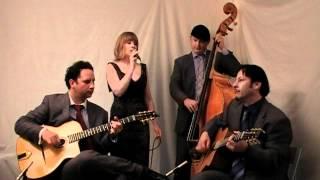 Cheek to Cheek   Jonny Hepbir Quartet   UK & International Jazz Band Hire
