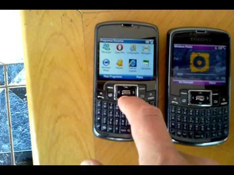 Smartphone samsung Gt-b7320