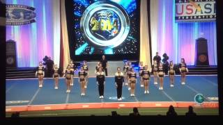 Sparks New Black - Worlds 2014