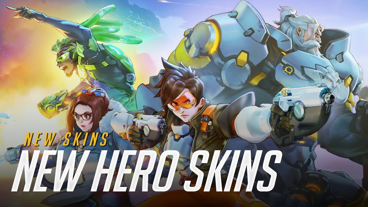 New Overwatch Skins 2020.All New Hero Skins In Overwatch 2 All Hero Redesigns