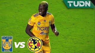 ¡Enner Perdona al América!   Tigres 0 - 0 América   Liga Mx - AP 19 - 4tos de final   TUDN