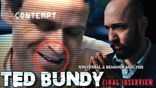 Was Ted Bundy Sorry? Final Interview Body Language Analysis