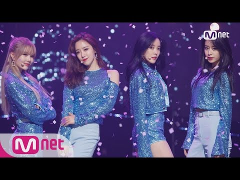 [T-ARA - What's my name] Comeback Stage | M COUNTDOWN 170615 EP.528