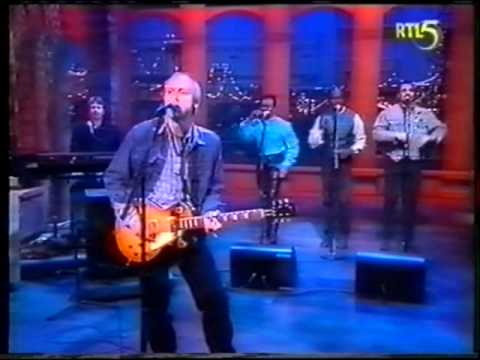 Mark Knopfler – on the 'Late Show' on RTL5 April 1996
