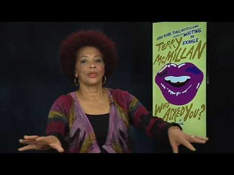 Terry McMillan - Who Asked You INTERVIEW