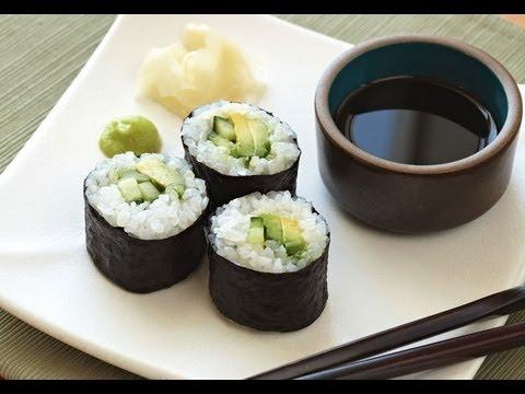how to make sushi sauce