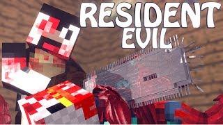 Minecraft   RESIDENT EVIL MOD Showcase! (Horror Mobs, Horror, Scary Mod)