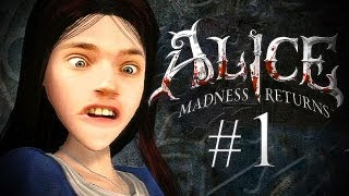 WE'RE GOING TO WONDERLAND! - Alice: The Madness Returns - Part 1