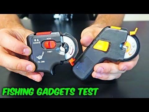 6 Fishing Gadgets put to the Test - part 2
