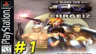 Ehrgeiz: God Bless the Ring! Part 1 - YoVidegoames