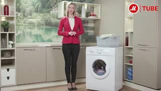 Обзор узкой стиральной машины Midea MV-WMF610E от эксперта «М.Видео»