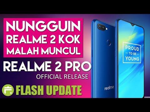 2,8Jutaan!! OPPO REALME 2 PRO INDONESIA / 8GB RAM BEZEL-LESS!! / Harga & Spesifikasi #FlashUpdate