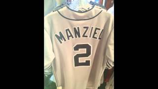 Padres Selling Johnny Manziel Baseball Jerseys at Team Store for $81 75