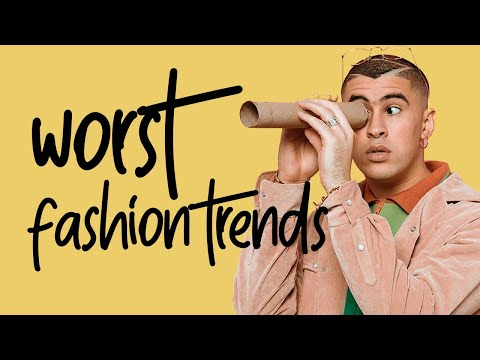WORST FASHION TRENDS - Trends That Need To Retire In 2020 | JairWoo