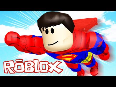 Roblox Adventures / Super Hero Tycoon / Becoming Superman!