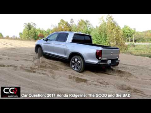 Honda Ridgeline | The GOOD and the BAD | The MOST complete review: Part 5/8