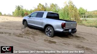 2017-2018 Honda Ridgeline | The GOOD and the BAD | The MOST complete review: Part 5/8