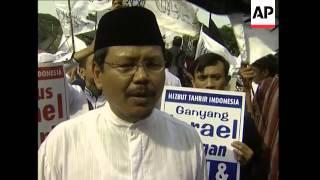 WRAP Protests in Indonesia, Kashmir, against Israel; Afghanistan, Iran