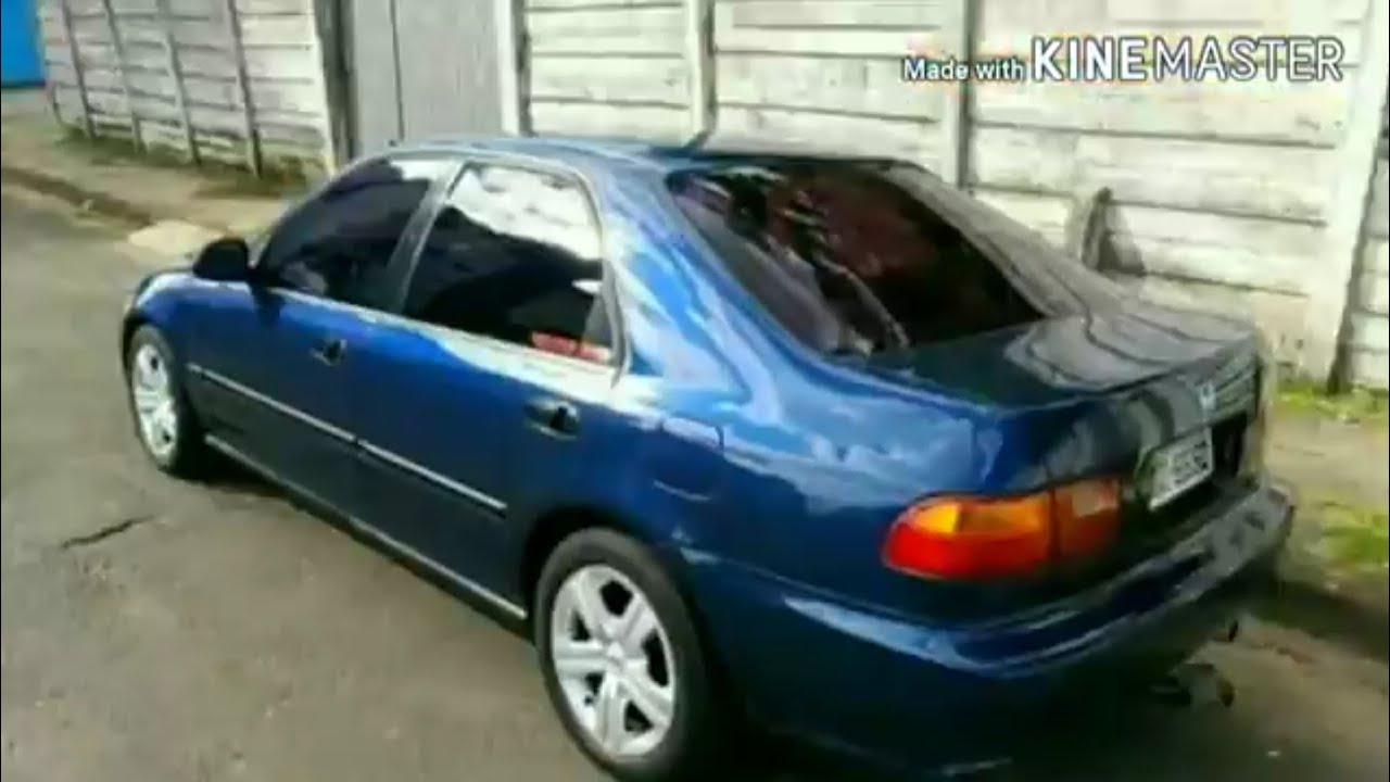 Honda Civic 94/95   Carro Completo E Acessível