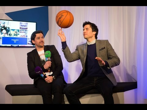 Rob James-Collier - BT Sport Interview Jan 15th 2015
