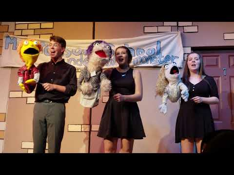 Avenue Q by Fort Collins High School