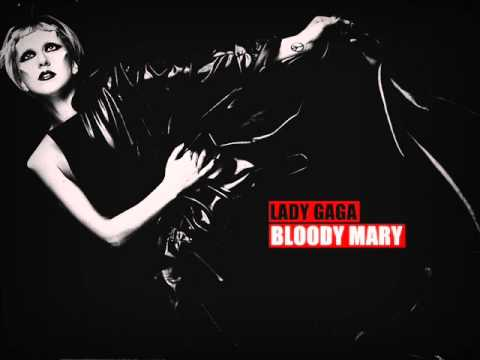 Lady Gaga - Bloody Mary (Instrumental) + Download Link